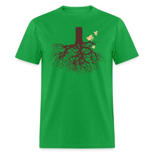 Sheldon Cooper – Tree - Men's T-Shirt