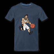 T-Shirts ~ Men's Premium T-Shirt ~ Wally Home Tee