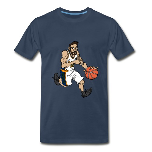 Wally Home Tee - Men's Premium T-Shirt