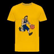 T-Shirts ~ Men's Premium T-Shirt ~ Wally Road Tee