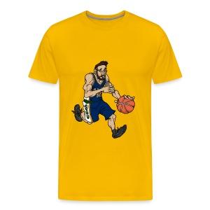Wally Road Tee - Men's Premium T-Shirt