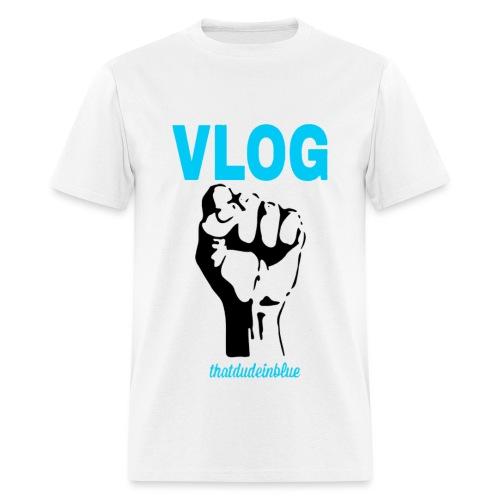 VLOG Fist! - Men's T-Shirt