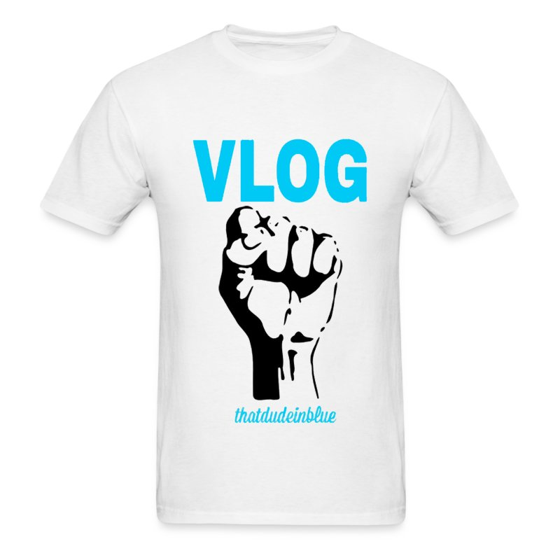 VLOG Fist! - Men's T-Shirt