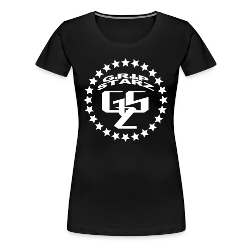 GRIP STARZ T-Shirt - Women's Premium T-Shirt