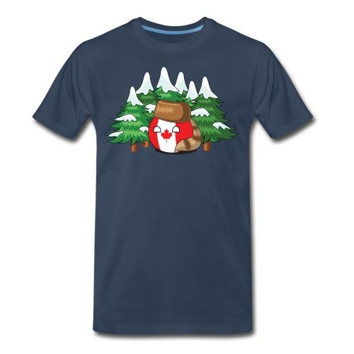 CanadaBall I - Men's Premium T-Shirt - Men's Premium T-Shirt