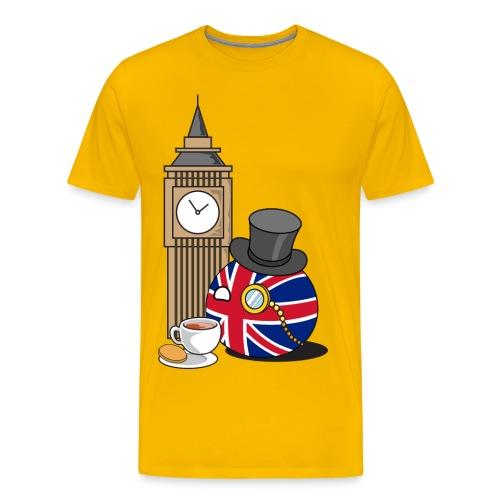 UKBall I - Men's Premium T-Shirt - Men's Premium T-Shirt