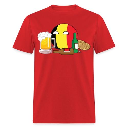 BelgiumBall I - Men's T-Shirt - Men's T-Shirt