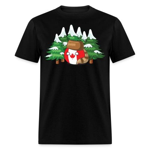 CanadaBall I - Men's T-Shirt - Men's T-Shirt