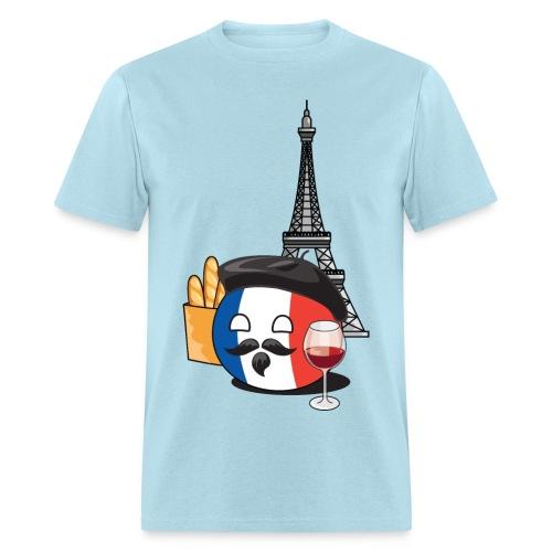 FranceBall I - Men's T-Shirt - Men's T-Shirt