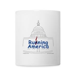 Ruining America coffee mug - Coffee/Tea Mug