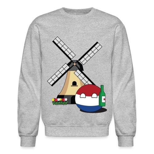 NetherlandsBall I - Men's Crewneck Sweatshirt - Crewneck Sweatshirt