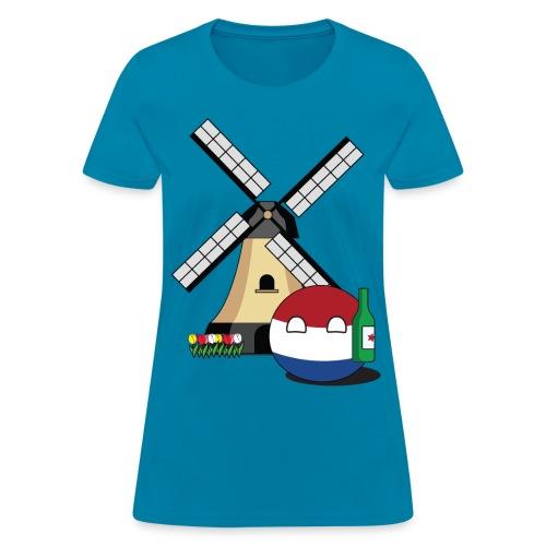 NetherlandsBall I - Women's T-Shirt - Women's T-Shirt