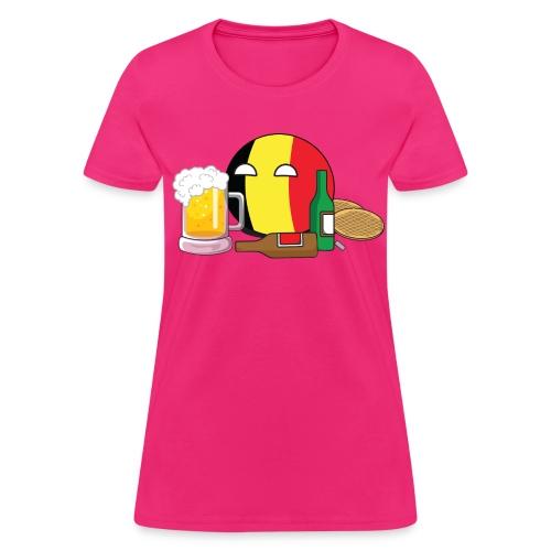 BelgiumBall I - Women's T-Shirt - Women's T-Shirt