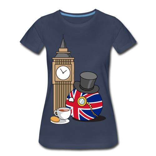 UKBall I - Women's Premium T-Shirt - Women's Premium T-Shirt