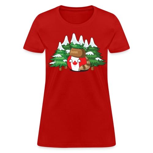 CanadaBall I - Women's T-Shirt - Women's T-Shirt