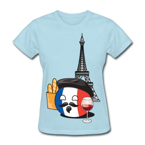FranceBall I - Women's T-Shirt - Women's T-Shirt