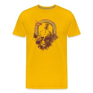 Vintage Skull - Men's Premium T-Shirt