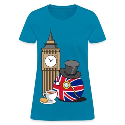 UKBall I - Women's T-Shirt - Women's T-Shirt