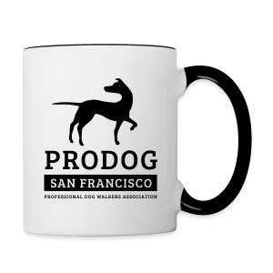 ProDog Contrast Mug - Contrast Coffee Mug