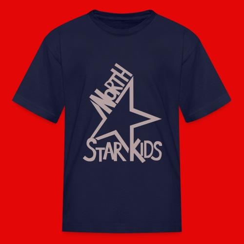 Kids - North Star Kids Classic (Blue) - Kids' T-Shirt