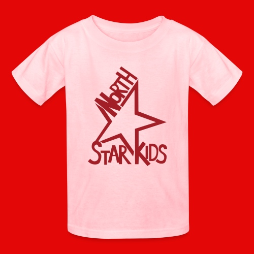 Kids - North Star Kids Classic (Pink0 - Kids' T-Shirt