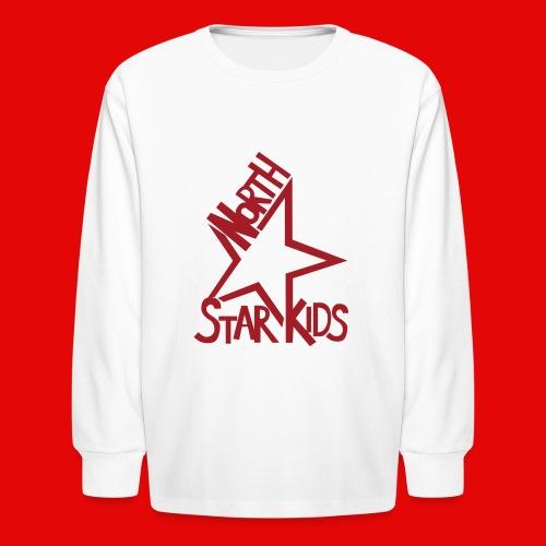 Kids - North Star Kids Classic Long Sleeve (Pink0 - Kids' Long Sleeve T-Shirt