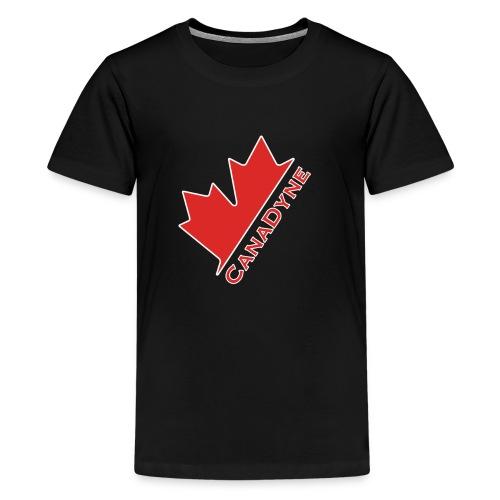 Kids Premium CanaDyne T-shirt w/ Alt Logo - Kids' Premium T-Shirt
