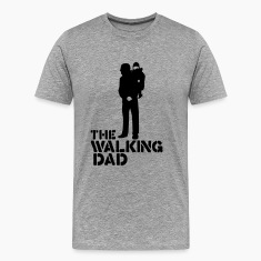 the walking dad T-Shirts