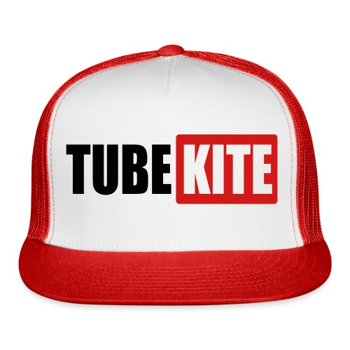 Tube Kite Cap - Trucker Cap