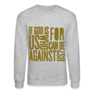IGIFU METALLIC GOLD - Crewneck Sweatshirt