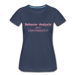 behavior analysts... women - Women's Premium T-Shirt