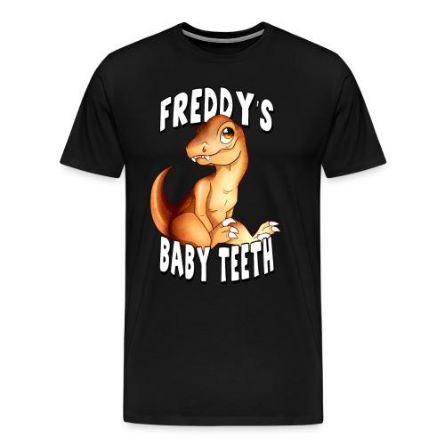 Freddy's Baby Teeth - Men's Premium T-Shirt