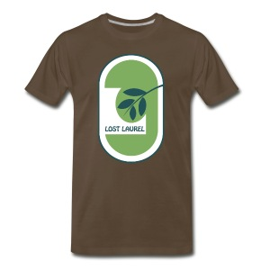 (Lost) Laurel Centre - Men's Premium T-Shirt