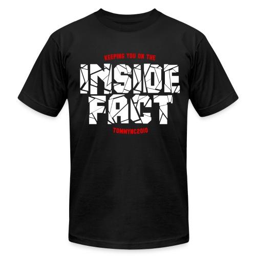 Inside Fact Shirt - Men's Fine Jersey T-Shirt