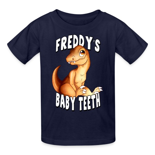 Freddy's Baby Teeth - Kids' T-Shirt