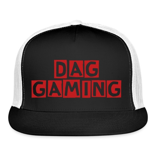 DAG GAMING HAT - Trucker Cap