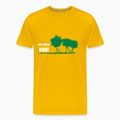 RUN FOREST RUN T-Shirts