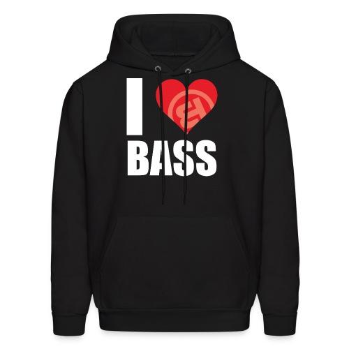 Basshunter #6 - Guys - Men's Hoodie