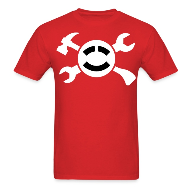 (Mens) Simple Adventure Builder Shirt  (Still increases your stats!)