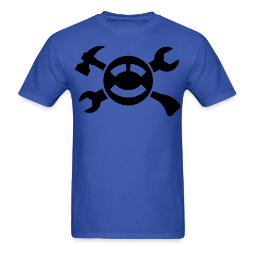 (Mens) Simple Adventure Builder Shirt  (Still increases your stats!) - Men's T-Shirt