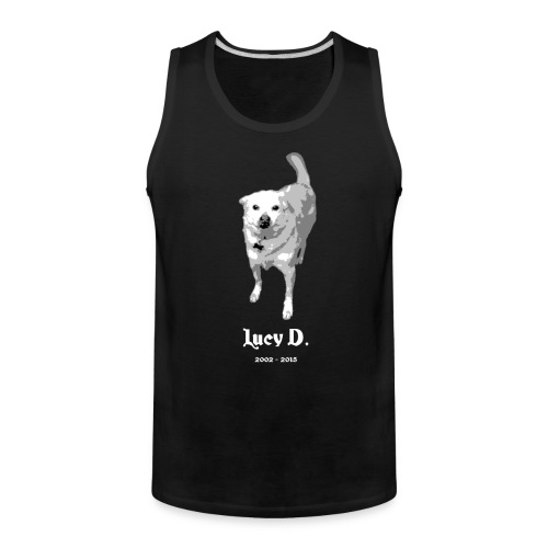 Jeff D. Band Premium Tank Top (m) - Men's Premium Tank