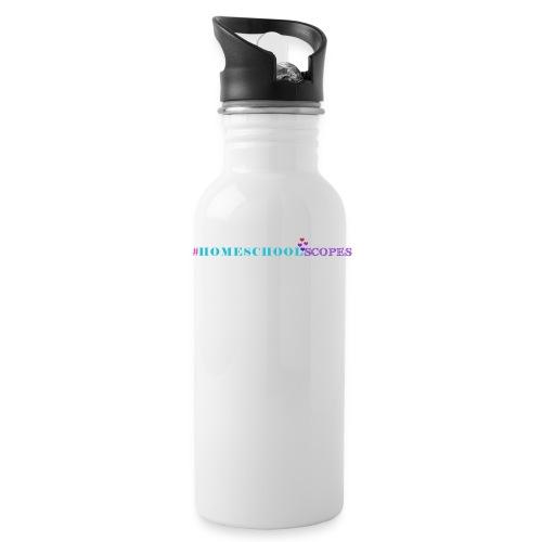 Homeschool Scopes Water Bottle - Water Bottle