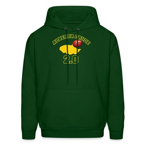 Green ab crude hoodie - Men's Hoodie