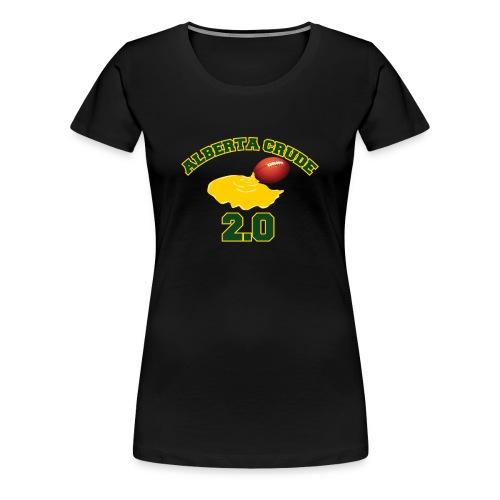 Women's ab crude t-shirt - Women's Premium T-Shirt