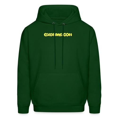 Green esksfans.com hoodie - Men's Hoodie