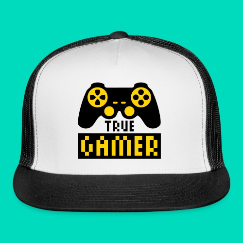 True Gamer Hat - Trucker Cap