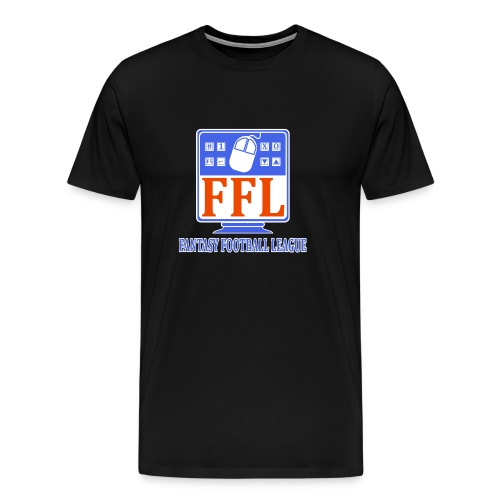Fantasy Football League - Men's Premium T-Shirt