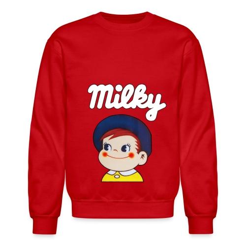 Milky Boy Poko Sweater - Crewneck Sweatshirt