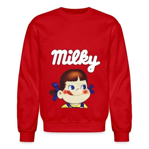 Milky Girl Peko Sweater - Crewneck Sweatshirt