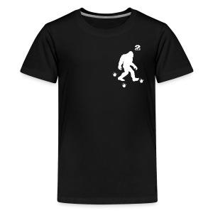 Kids - Big Foot - Kids' Premium T-Shirt